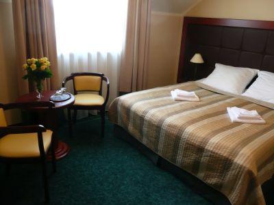 wnętrze pokoju - Hotel Gniecki